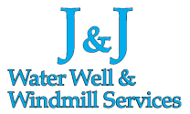 J&J Water Well & Windmill Services logo