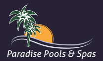 Paradise Pools & Spas logo