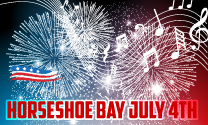 Horseshoe Bay 4th of July
