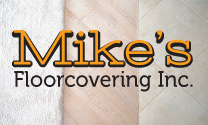 Mike's Floorcovering Inc. logo