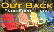 Out Back Patio Furnishings logo
