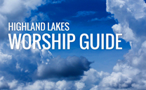 Highland Lakes Worship Guide