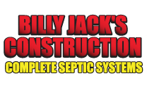Billy Jack's Construction logo