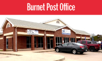 Burnet Post Office