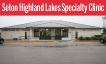 Seton Highland Lakes Specialty Clinic