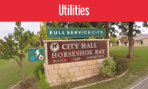 Horseshoe Bay utilities