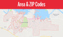 Horseshoe Bay Area and ZIP codes