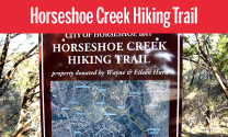 Horseshoe Creek Hiking Trail