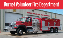 Burnet Volunteer Fire Department