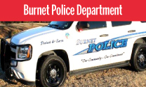 Burnet Police Department