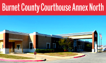 Burnet County Courthouse Annex