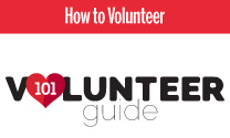 Volunteer in Burnet