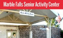 Marble Falls Senior Activity Center