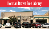 Herman Brown Free Library