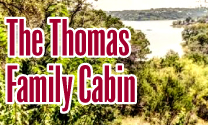 Thomas Family Cabin