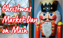 Christmas Market on Main in Marble Falls