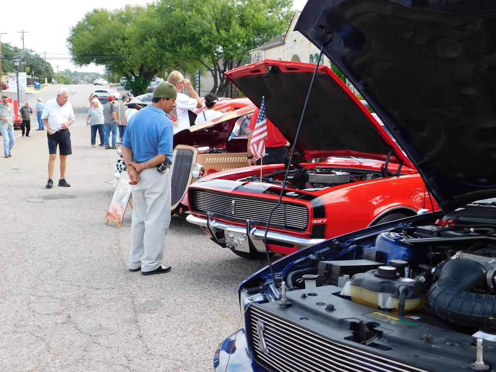 Main Street Car Show Is Oct In Marble Falls - Main street car show
