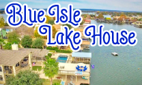 Blue Isle Lake House
