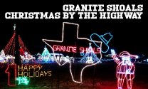 Granite Shoals Christmas by the Highway