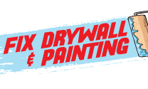 Fix Drywall & Painting