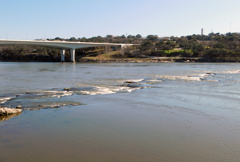 The Falls Of Marble Falls Texas