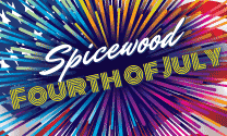 Spicewood July Fourth Icon