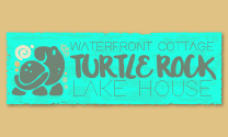 Waterfront Cottage Turtle Rock Lake House