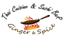Ginger & Spice Thai Cuisine & Sushi Bar