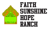 Faith Sunshine & Hope Ranch