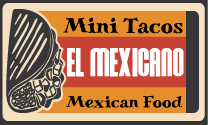 Mini Tacos El Mexicano